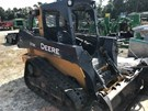 Skid Steer-Track For Sale:  2015 John Deere 319E
