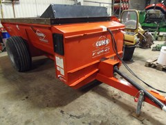 Manure Spreader-Dry/Pull Type For Sale 2013 Kuhn Knight 8110T