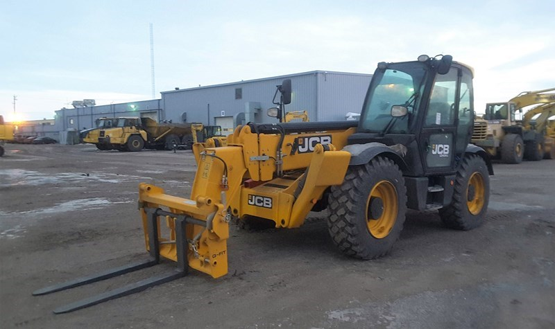 2019 JCB 509-45TC Forklift For Sale