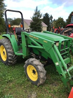 Tractor - Compact For Sale John Deere 4600 , 43 HP