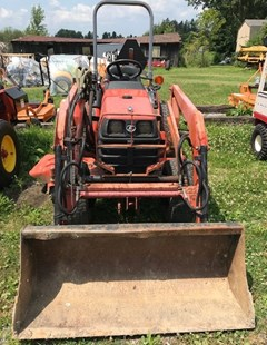 Tractor - Compact For Sale 2003 Kubota B7500 , 21 HP