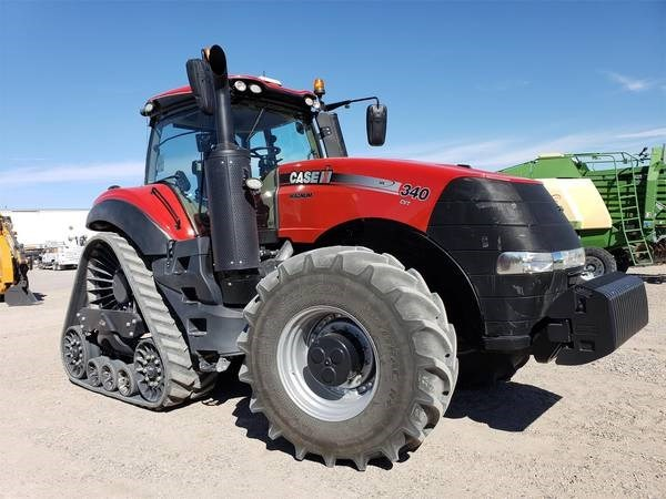 2017 Case IH MAGNUM 340 ROWTRAC CVT Tractor For Sale