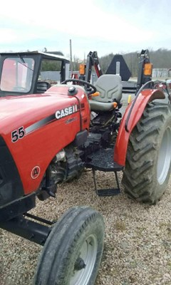 Tractor For Sale 2015 Case IH Farmall 50A , 55 HP