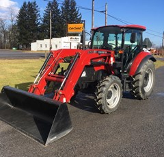 Tractor For Sale 2016 Case IH Farmall 75C