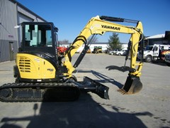 Excavator-Mini For Sale 2018 Yanmar VIO55-6A
