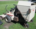 "Zero Turn Mower For Sale: 1994 Grasshopper 725 Liq Cooled Gas w/61"" SD Deck, 25 HP"