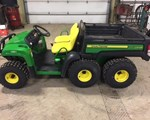Utility Vehicle For Sale: 2016 John Deere TH 6X4 DSL