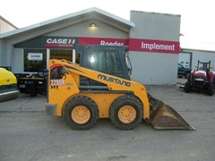 Skid Steer-Mini For Sale 2014 Mustang 2200R , 80 HP