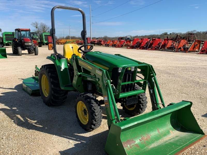 2016 John Deere 3032E Tractor - Compact For Sale