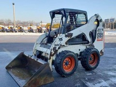 Skid Steer For Sale:  2005 Bobcat S185 , 56 HP
