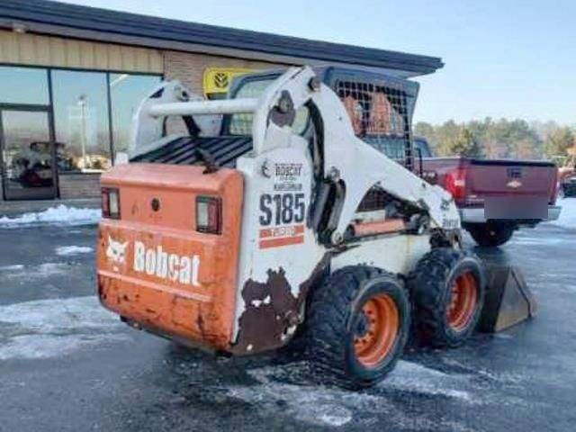 Photos of 2005 Bobcat S185 Skid Steer For Sale » Alanson