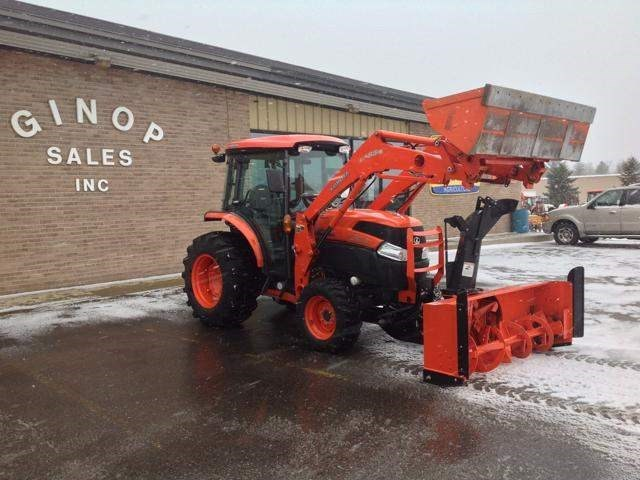 2012 Kubota L5240HSTC Tractor For Sale