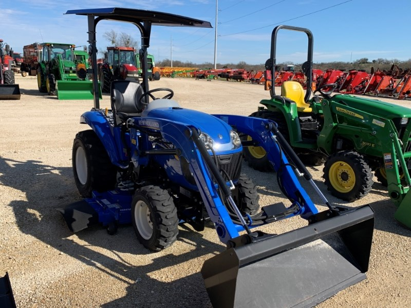 2015 New Holland BOOMER 24 Tractor - Compact For Sale