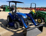 Tractor - Compact For Sale: 2015 New Holland BOOMER 24, 24 HP