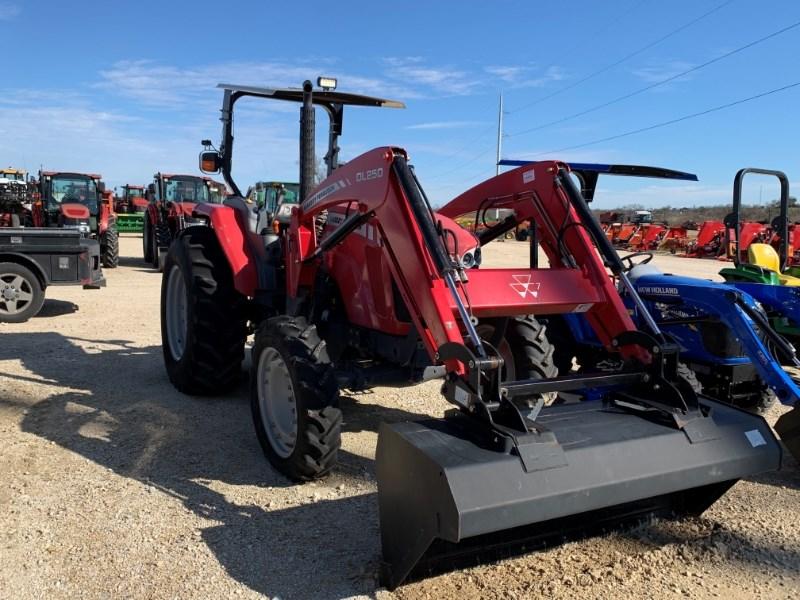 2014 Massey Ferguson 4608 Tractor For Sale