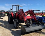 Tractor For Sale: 2014 Massey Ferguson 4608, 80 HP