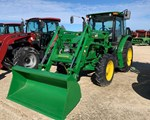 Tractor For Sale: 2016 John Deere 5085E, 85 HP