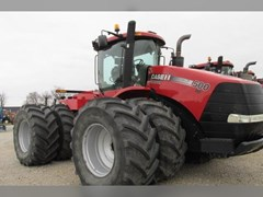 Tractor For Sale 2011 Case IH STEIGER 500 HD , 500 HP