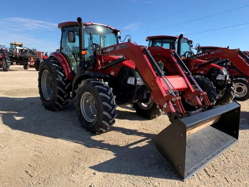 2016 Case IH FARMALL 120C HILO Tractor For Sale