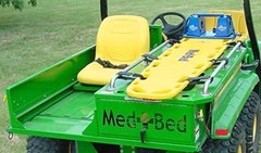 Utility Vehicle For Sale 2017 John Deere Femco Medbed ONLY