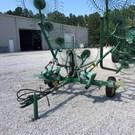 Hay Rake For Sale:  2004 John Deere 702
