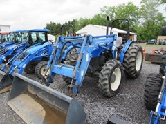 Tractor For Sale:   New Holland TN65