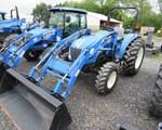 Tractor For Sale:  New Holland TC55DA