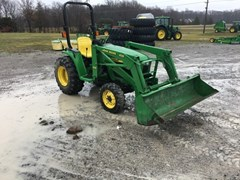 Tractor For Sale 2000 John Deere 4300 , 32 HP