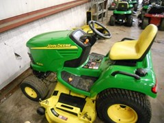 Riding Mower For Sale 2005 John Deere X475 , 23 HP