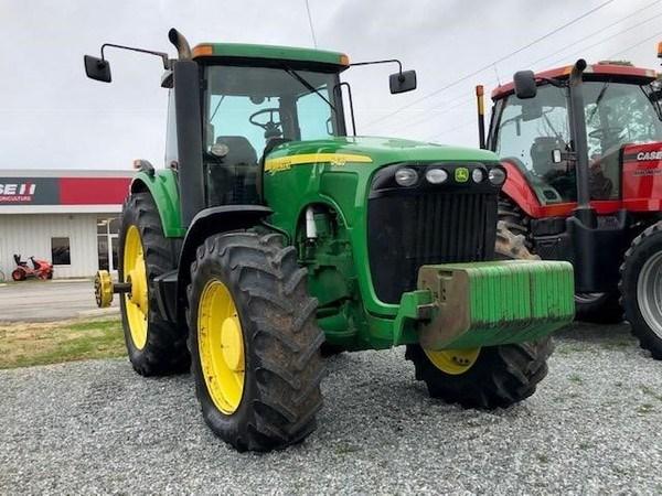 John Deere 8420 Tractor For Sale