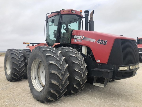 2009 Case IH STEiger 485 Tractor For Sale