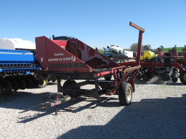 2007 DewEze Super Slicer II Bale Processor For Sale