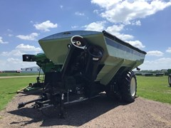 Grain Cart For Sale 2013 Orthman 1210