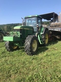 Tractor For Sale 2002 John Deere 7710 , 130 HP