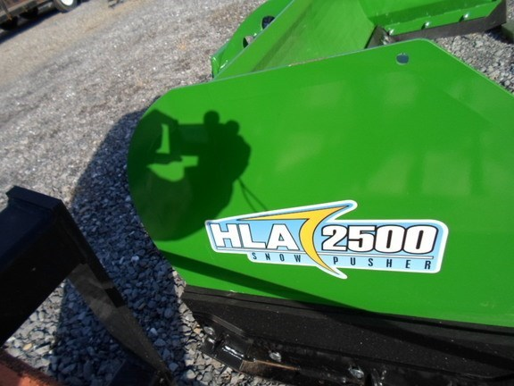HLA 2500 Snow Pusher Tractor Blades For Sale