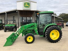 Tractor For Sale:  2016 John Deere 4066R , 66 HP