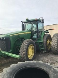 Tractor For Sale 2004 John Deere 8420 , 235 HP