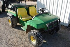 Utility Vehicle For Sale 2010 John Deere TS