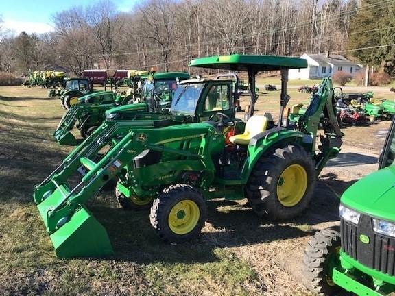 John Deere 4066M Tractor For Sale
