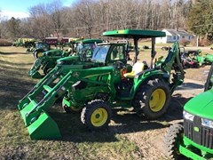 Tractor For Sale John Deere 4066M