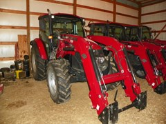 Tractor For Sale 2015 Case IH 115C , 115 HP