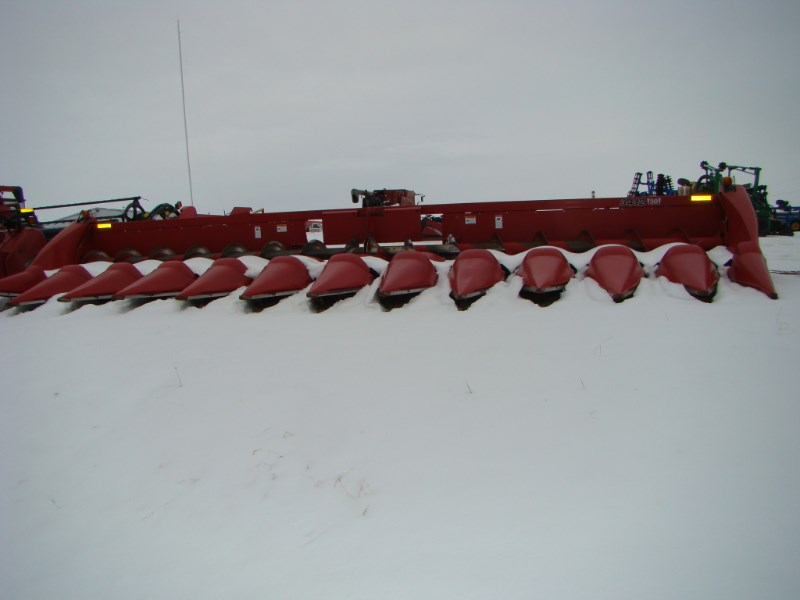 2013 Case IH 3412 12RN Header-Corn For Sale
