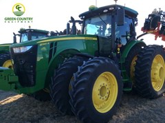 Tractor For Sale 2018 John Deere 8345R , 345 HP