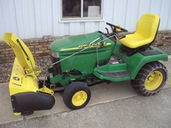 Riding Mower For Sale 2001 John Deere 345 , 20 HP