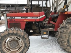 Tractor For Sale Massey Ferguson 383 , 83 HP
