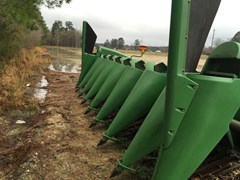 Header-Corn For Sale John Deere 893