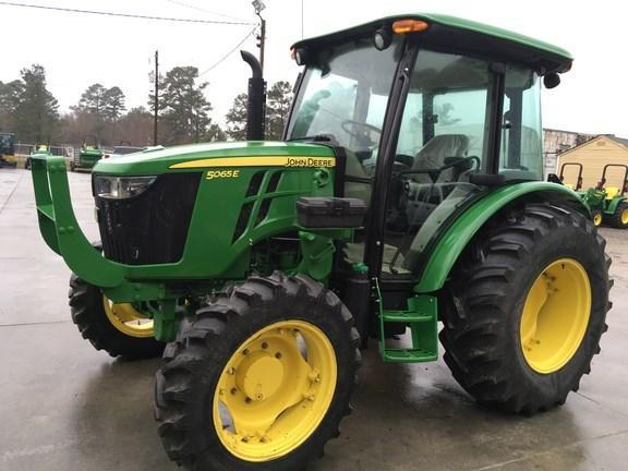 2015 John Deere 5065E Tractor For Sale