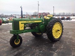Tractor For Sale:  1958 John Deere 520 , 37 HP