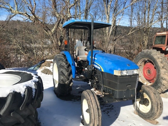 New Holland Workmaster 75 Tractor For Sale