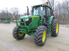 Tractor For Sale 2018 John Deere 6130M , 130 HP